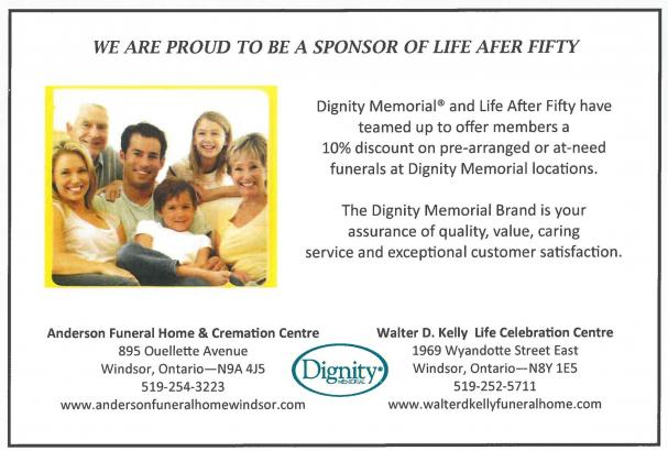 Dignity Memorial - Information Session