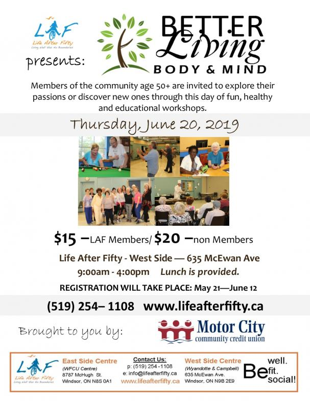 Better Living Day 2019