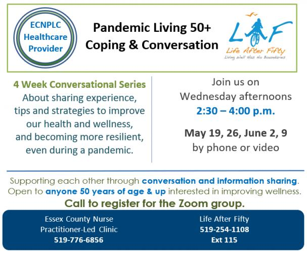 Special Presentation: Coping and Conversation