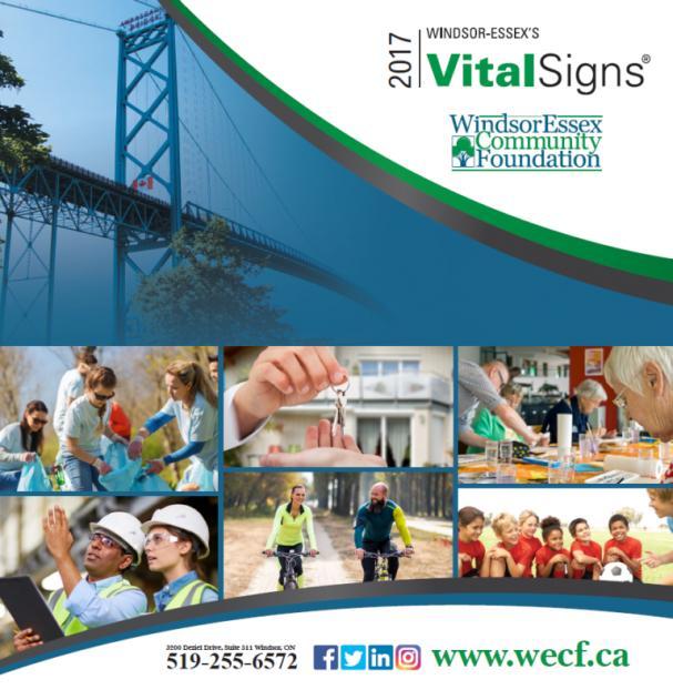 Vital Signs Presentation - West Side Centre