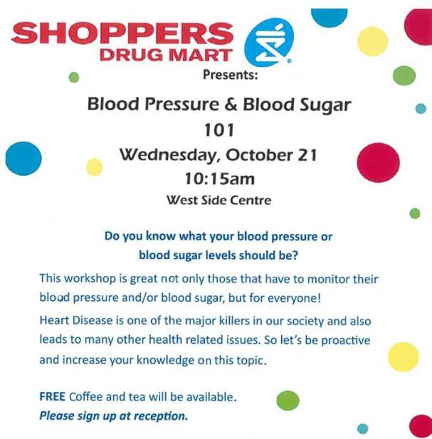 Blood Pressure & Blood Sugar 101