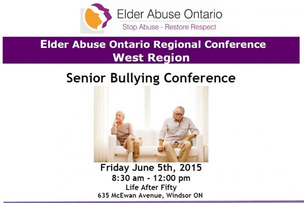 Senior Bullying Conference
