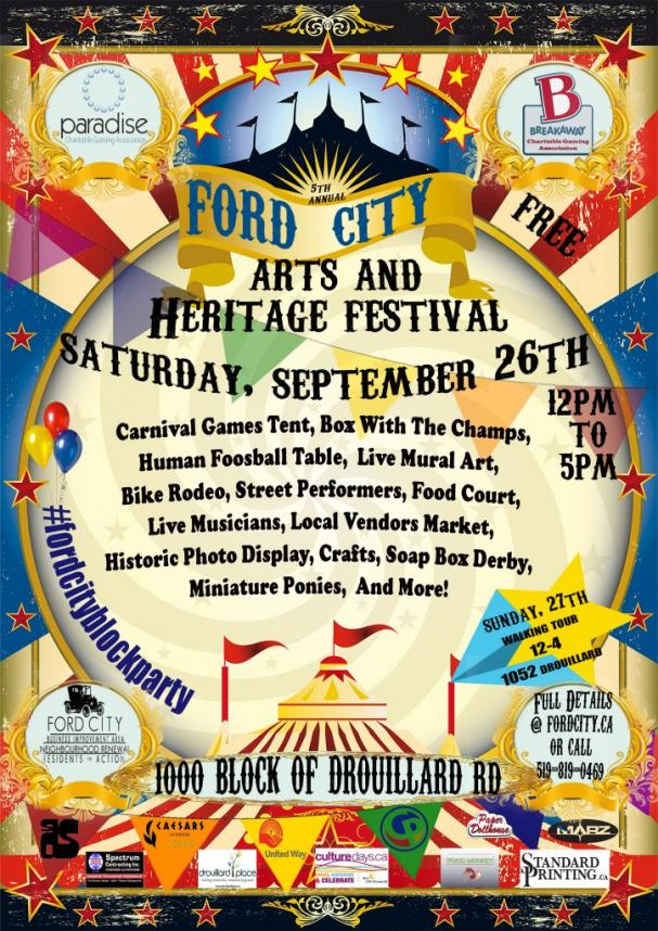Ford City Arts and Heritage Festival