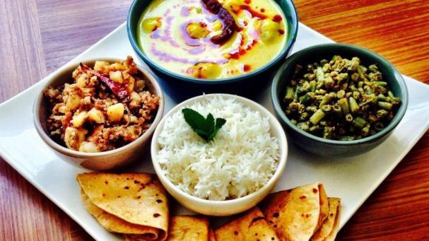 Indian Vegetarian Cooking Workshop