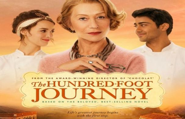 "Afternoon at the Movies: ""The Hundred Foot Journey"""