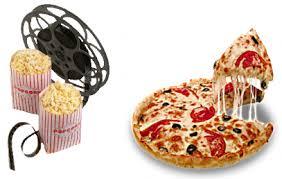 Pizza and Movie - November 2015