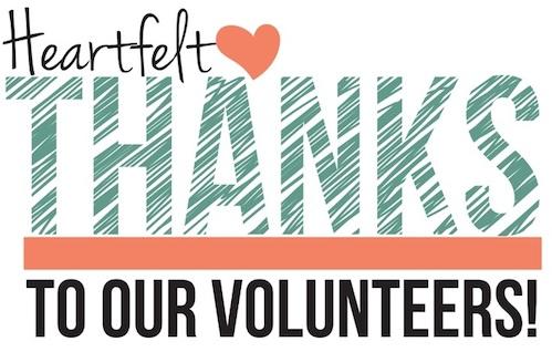 Volunteer Appreciation 2017: Save the Date