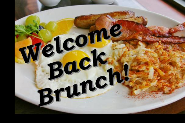 Welcome Back Breakfast!