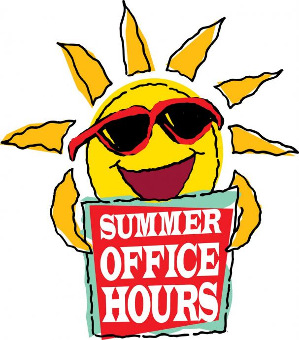 Summer Hours - West Side Centre
