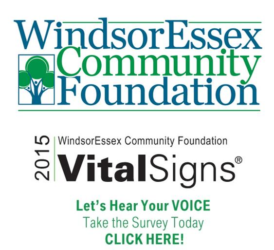 The Windsor Essex Commuinty Foundation Wants to Hear From YOU!