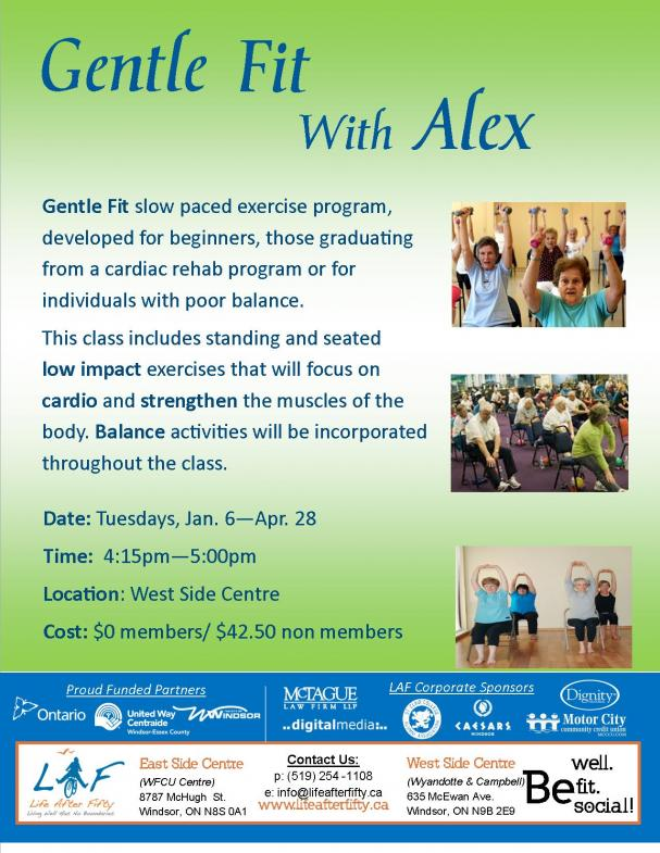 Gentle Fit with Alex