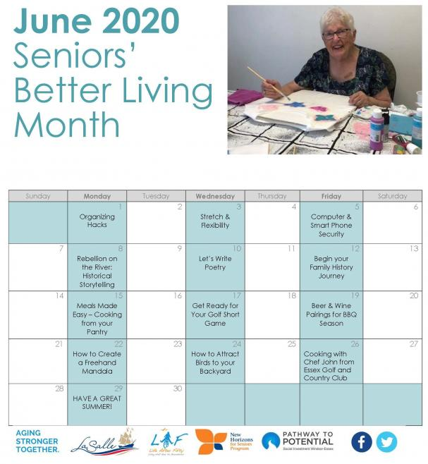 Better Living Month (From Home!)